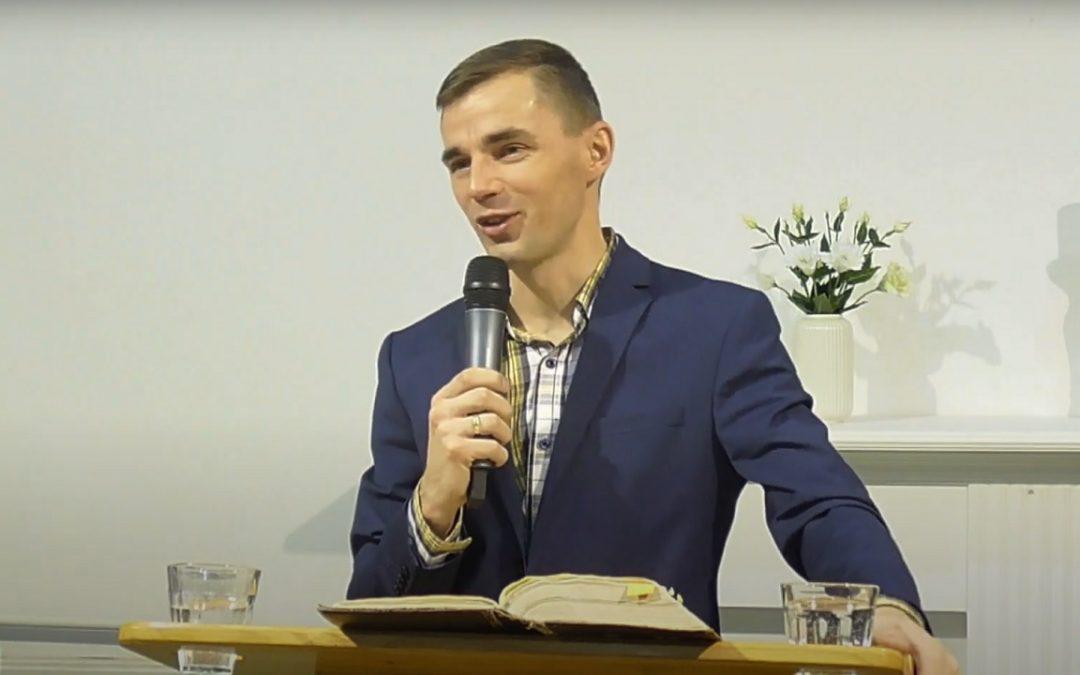 GYERE KI A NYOMVÁLYÚKBÓL – KOCSIS JÓZSEF IGEHIRDETÉSE